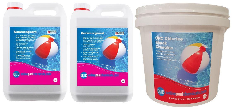 Pool Chemical Kits