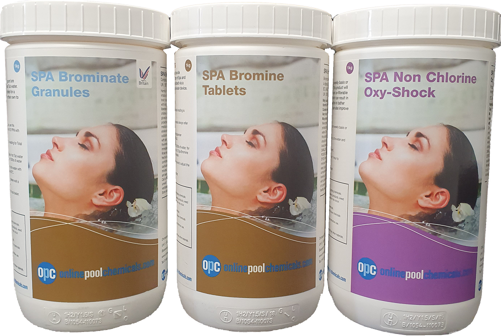 Bromine Products and Chlorine Free Products