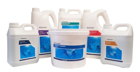 Briswim Chemicals