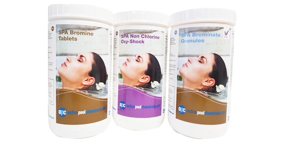 Bromine and Chlorine Free