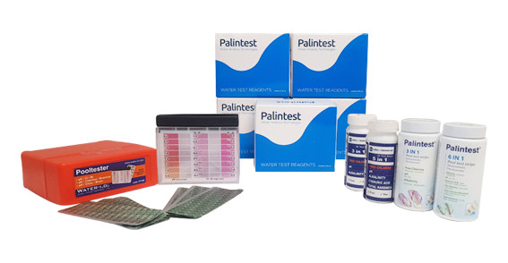 Test Strips and Test Tablets