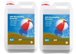 OPC Brominating Granules - Bromine Infused Granules 10Kg