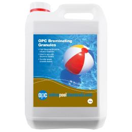 OPC Brominating Granules - Bromine Infused Granules 5Kg