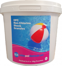 OPC Non-Chlorine Shock Granules 4Kg