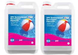 OPC Summerguard - Non-Copper Algaecide 2x5L