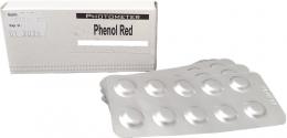 PoolLab 1.0 Photometer Phenol Red - 50 Tablets