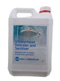 OPC Showerhead Descaler and Sanitiser 5L