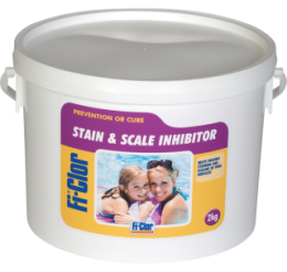 Fi-Clor Pool Stain and Scale Inhibitor 2Kg