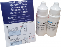 PoolLab 1.0 Photometer Total Hardness 1 & 2 Liquids