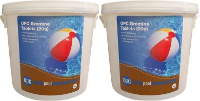 OPC bromine tablets 20g 10Kg