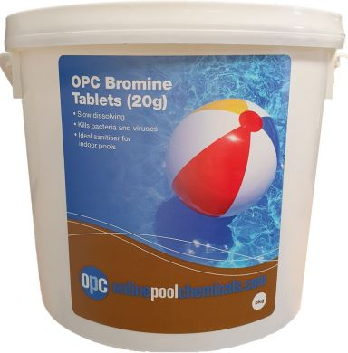 OPC Bromine Tablets 5Kg