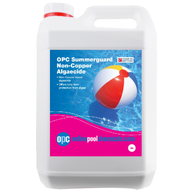 OPC Summerguard - Non-Copper Algaecide 5L