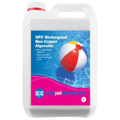 OPC Winterguard - Non Copper Swimming Pool Algaecide 5L