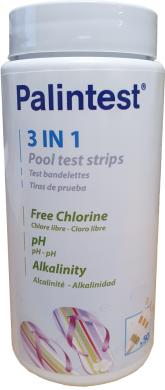 palintest 3 in 1 test strips