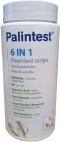 Palintest 6 in 1 Test Strips