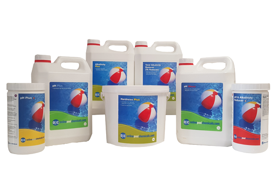 pH Balance Products