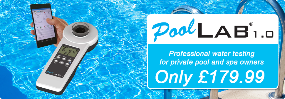 Introducing the new PoolLab® 1.0