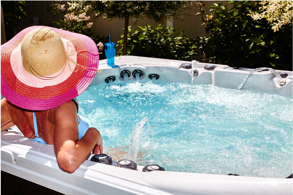 Commissioning your hot tub after the winter break